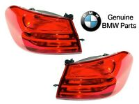 Bmw M4 428i 435i Gc Pair Set Of Left & Right Outer Taillights For Fender Genuine