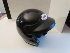 Vintage Bell MAG 4 Black Motorcycle Helmet DOT Approved