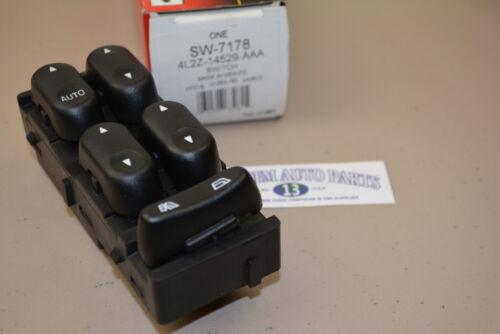 Ford Explorer Mercury Driver Side Master Power Window SWITCH OEM 4L2Z-14529-AAA