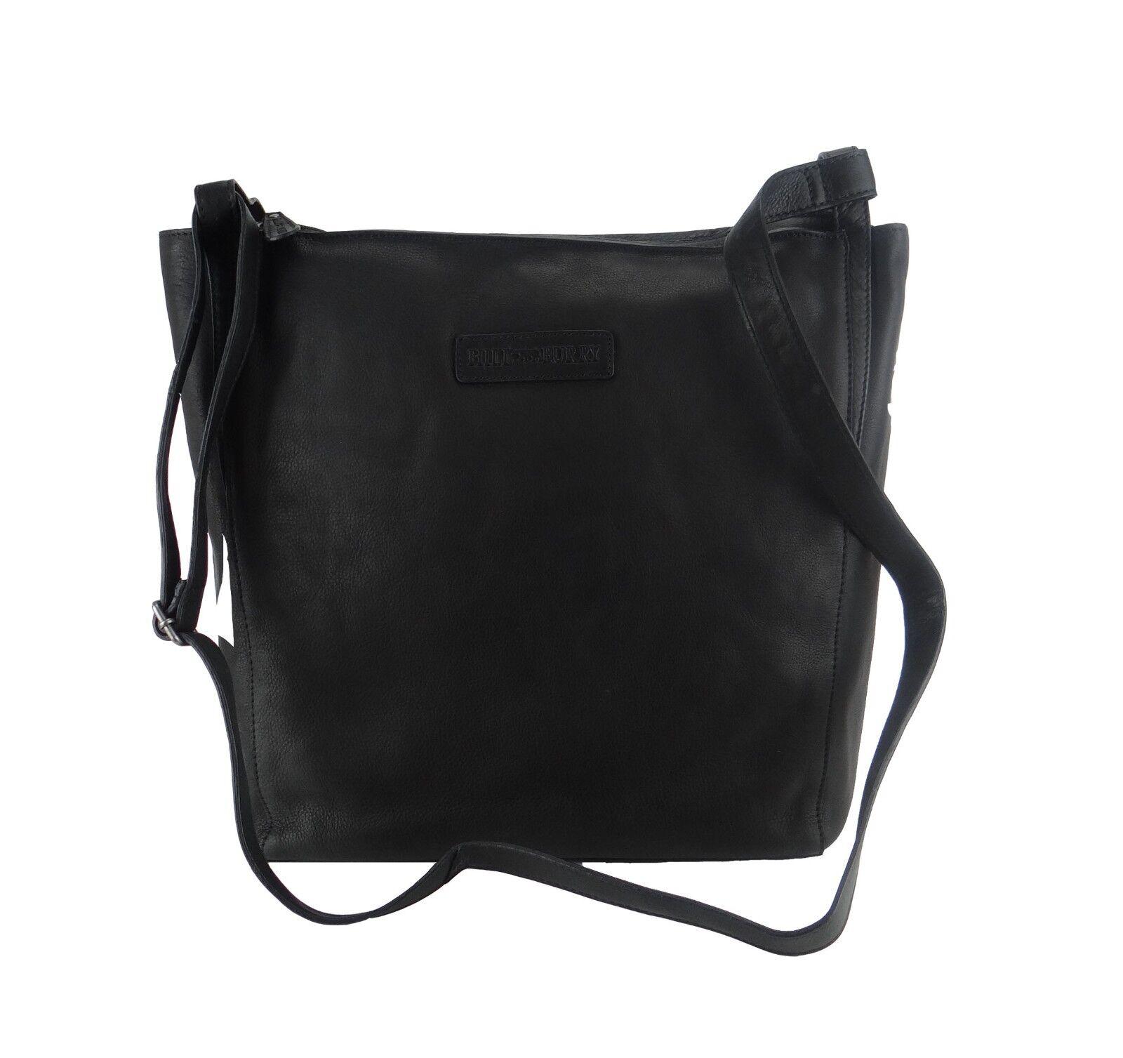 HILL BURRY Damen Tasche Tasche Tasche XXL Shopper  Leder, schwarz 3127 WZ     | Moderner Modus  | Genial  | Schön In Der Farbe  06a877