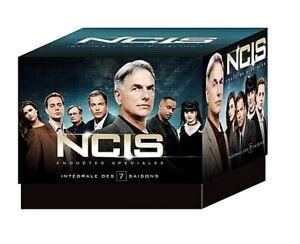 COFFRET DVD SERIE POLICIER : NCIS ENQUETES SPECIALES : SAISONS 1 A 7