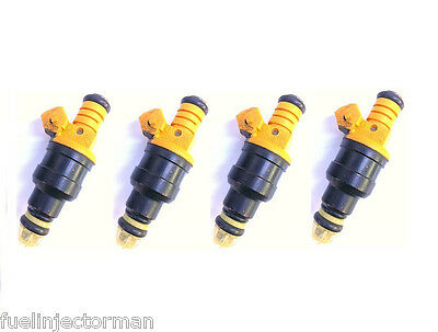 Bosch III Best Upgrade Fuel Injector Set for BMW 1.8L 318i 318is