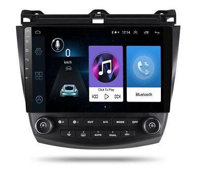 "10.1/"" Android Car Radios GPS Navigation Stereo Wifi for Honda Accord 7 2003-2007"
