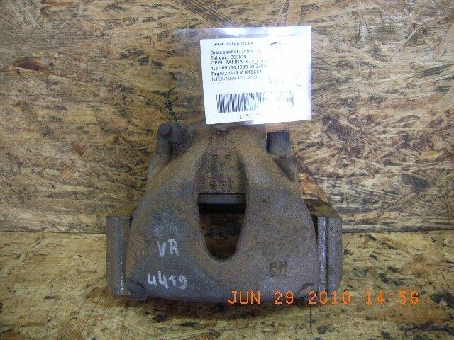 369810 Zapata de Freno Derecha Delantera Opel Zafira a ATE 57/25