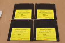 FANUC OPEN CNC SCREEN DISPLAY FUNCTION A02B-0207-K770 (4 DISCS)