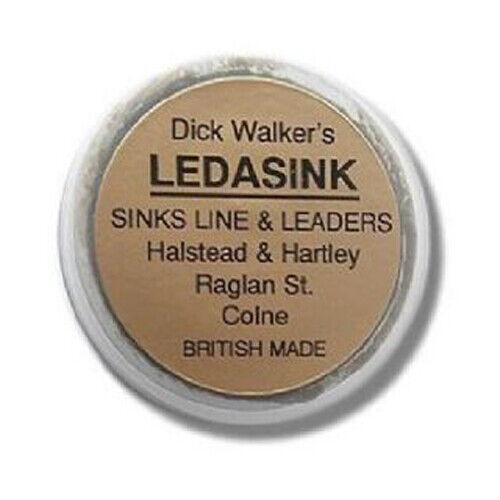 /'British Made Dick Walkers Leadersink/' by Halstead /& Hartley Leadersink