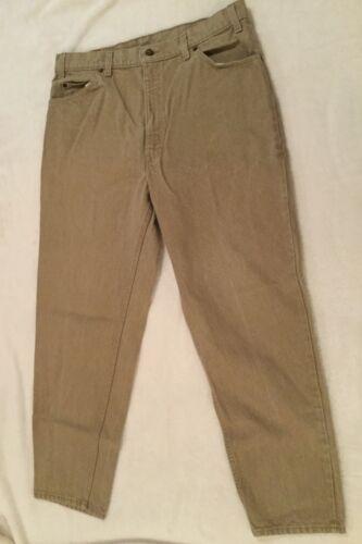 Levi's beige jeans 38x30