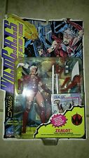 NEW SEALED WILDCATS ZEALOT POSEABLE JIM LEE ACTION FIGURE IMAGE