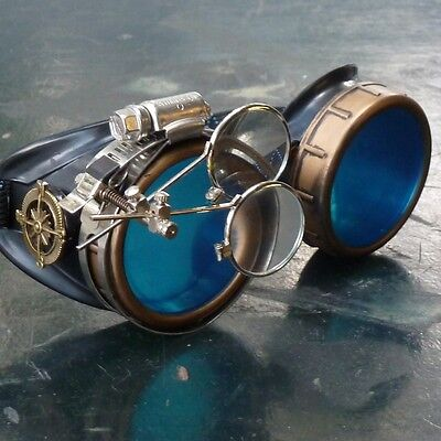 Steampunk goggles reserved for f-kopp06