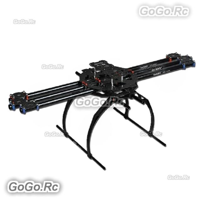 Tarot FY680 FPV Hexacopter Aircraft TL68B02 Folding Glass Fiber Tube Hexacopter