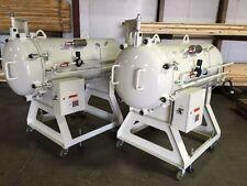 Medium Pressure Autoclave Vacuum Casting Tank 24dia X 48 Long Pc2448 T