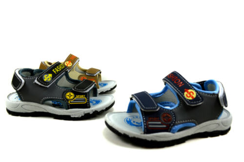 stylische Children Low Shoes Sandals Sneakers Touch Fastener sz gr.30-35 A.F719