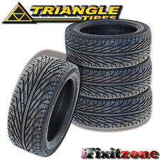 4 Triangle TR968 245/40R18 97V All Season High Performance Tires 245/40/18 New