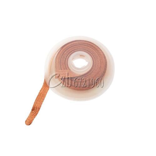 CP-2015 2mm Width Desolder Desoldering Braid Wick Wire Solder Sucker Remover