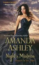 Night's Mistress by Amanda Ashley (2013, Paperback) Paranormal Romance