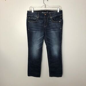 Eagle 6 Artist Outfitters stretch American Crop Sz Jeans d zdTHx1qwa