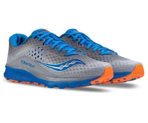 SAUCONY para hombre KINVARA Azul 8 S20356-1 Ligero Correr Talla 14