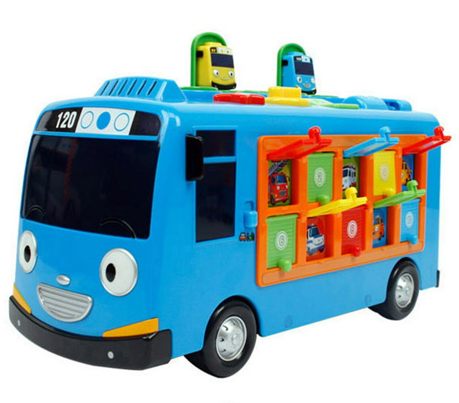 Little Bus Smart Tayo Educational Learning Toy Talking Melody Korea TV Cartoon