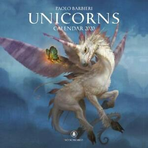 Calendario-Barbieri-Unicorns-2020-Calendar-SCA