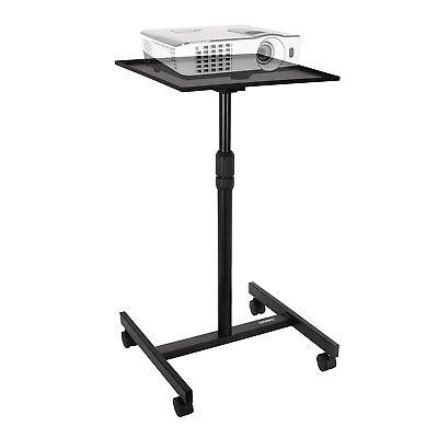 Duronic WPS20 Chariot / Présentoir pour ordinateur / vidéoprojecteur