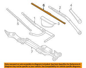 BMW-OEM-08-10-650i-Wiper-Blade-61610431463