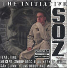 The Initiative by Soz (CD, Oct-2004, HAH Records)