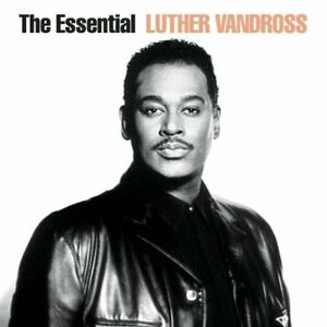 LUTHER-VANDROSS-The-Essential-2CD-Best-Of-BRAND-NEW