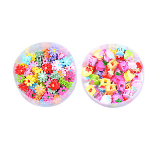 96pcs-Kids-Gril-Mini-Hair-Claw-Crab-Clips-Jaws-Clamps-Floret-Fruit-Hairpin