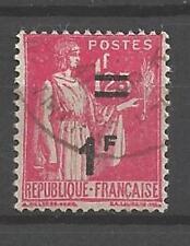 France 1941 timbres surchargés Yvert n° 483 oblitéré 1er choix