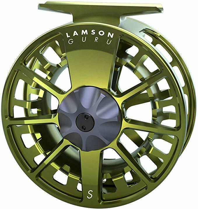 Lamson Guru SSeries 3 Fly Reel OG