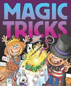 MAGIC TRICKS  BOOK NEW