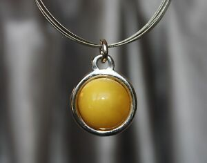 Details about  /BUTTERSCOTCH BALTIC AMBER PENDANT 925 STERLING SILVER EARRINGS AVAILABLE