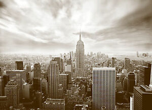 Image Is Loading Wall Mural SKYLINE NEW YORK CITY Photo Wallpaper  Part 92