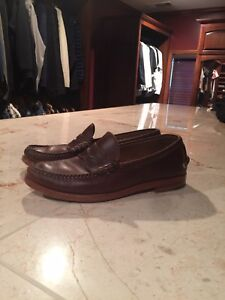 7c8cb70906 Image is loading Rancourt-Beefroll-Penny-Loafer-Men-Sz-9D