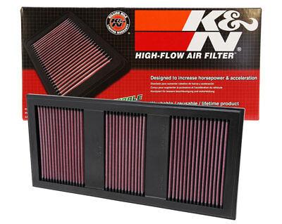 11-12 GLK350 Air Filter 33-2985 K/&N For 11-16 MERCEDES E350 SLK350 3.5L