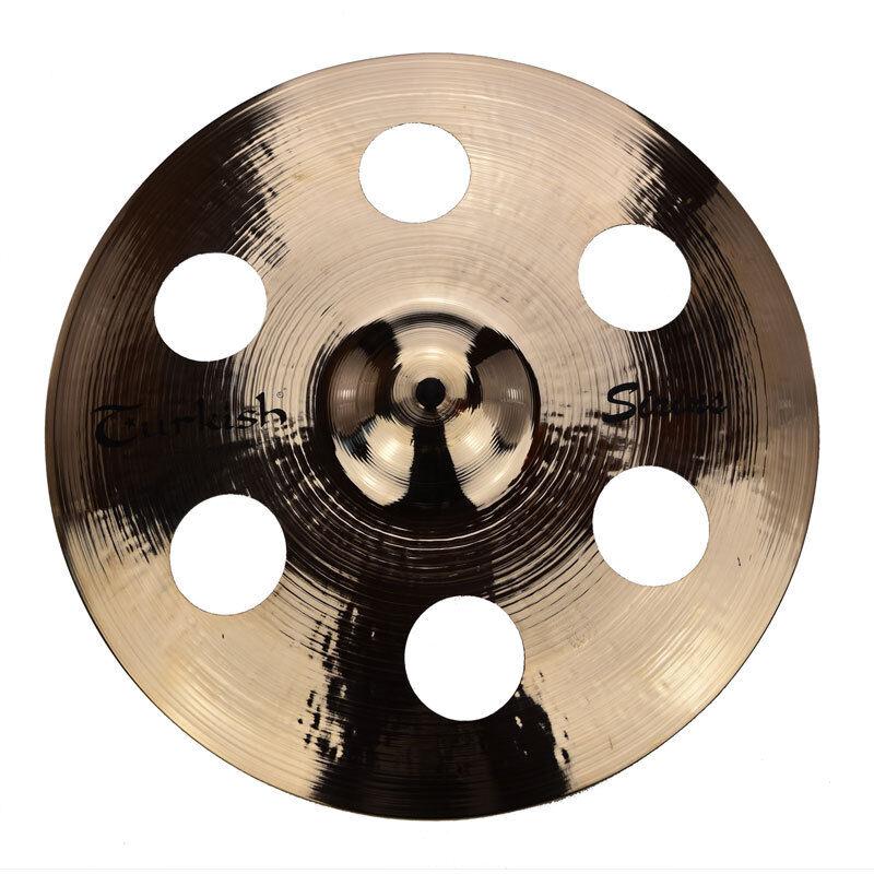 TURKISH CYMBALS cymbale Sirius Classic Effect 18  Crash 1218g