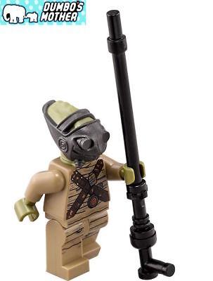 100/% Lego Revolver Pistol Six Shooter Western Cowboy Minifigure weapon Star Wars