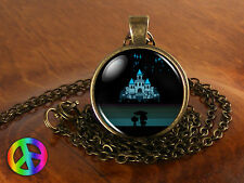 Undertale Castle Game Gaming Handmade Fashion Necklace Pendant Jewelry Art Gift