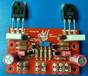 Hiraga-034-Le-Monstre-034-enhanced-8W-15W-A-class-Amplifier-D-I-Y-Red-edition