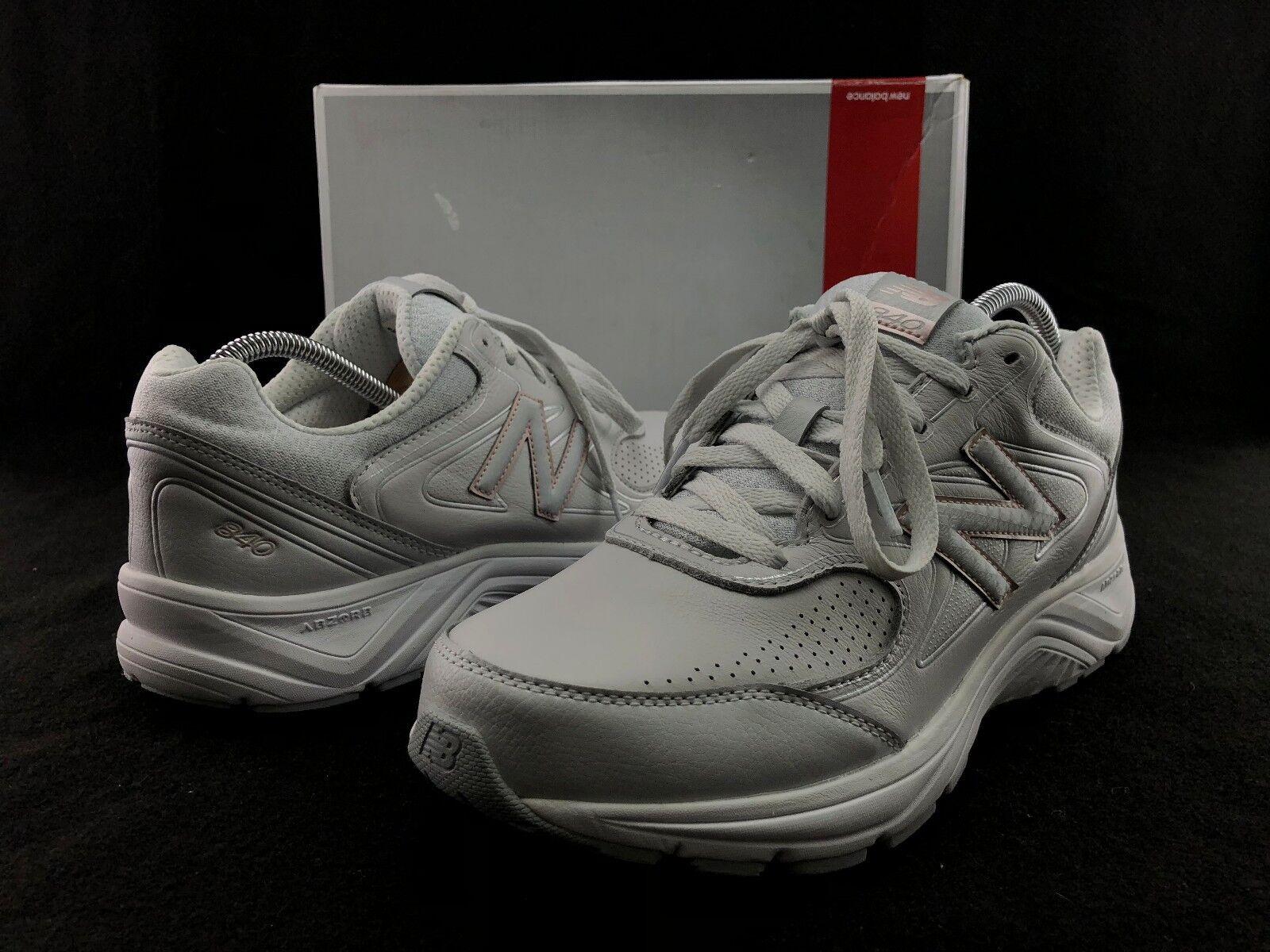 New Balance WW928GR2 Women's White Athletic Comfort Walking Shoes US 12 B C172