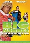 Big Mommas Like Father Like Son 0024543746539 With Martin Lawrence DVD Region 1