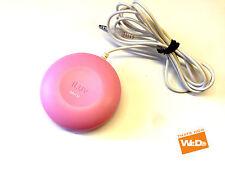 originale authentique ILUV imm153 iPod HORLOGE RADIO LIT Shaker Rose