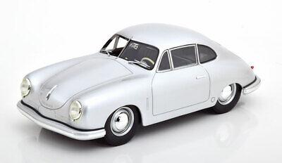 1:18 Schuco Porsche 356 Gmünd Coupe black