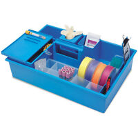 Isobox Phlebotomy Tray With Built-in Handle To-go Large 17.325l X 11.625w...