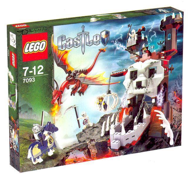 LEGO - Castle 7093 - La tour du squelette