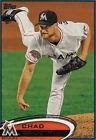 2012 Topps Chad Gaudin #US252 Baseball Card