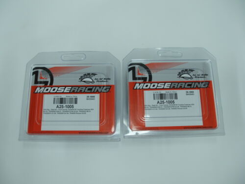 NEW MOOSE RACING FRONT WHEEL BEARING KITS HONDA 500 FOREMAN RUBICON  2001-2004