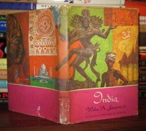 Fairservis, Walter Ashlin;   Richard M. Powers INDIA  1st Edition 1st Printing