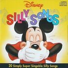 Disney's Silly Songs: 20 Simply Super Singable by Disney (CD, May-1991, Walt Disney)