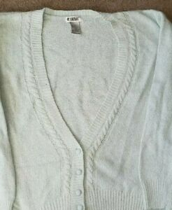 Mint-Sweater-By-De-039-Rothschild-rare-vintage-sophisticated-petite-lovely-french
